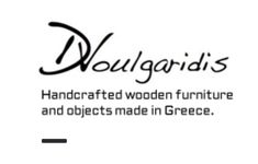 Handcrafted wooden furniture and objects made in Greece Unique Wood Furniture, Handmade Furniture, Craftsman Furniture