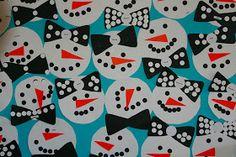 Nancy Nolan's Kindergarten: Snowmen at Night book art project