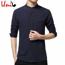Like and Share if you want this  Uni-Splendor 2016 Linen Shirt Men Casual Shirts Solid Color Slim Fit Cotton Long Sleeve Stand Collar 5XL Brand Clothing YN275     Tag a friend who would love this!     FREE Shipping Worldwide     #Style #Fashion #Clothing    Get it here ---> http://www.alifashionmarket.com/products/uni-splendor-2016-linen-shirt-men-casual-shirts-solid-color-slim-fit-cotton-long-sleeve-stand-collar-5xl-brand-clothing-yn275/