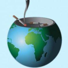 Αποτσίγαρα: Τοξικά απόβλητα και όχι απλά σκουπίδια!