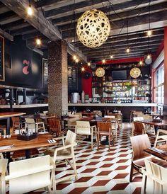 Los sabores italianos de Séptimo te harán disfrutar de una gran noche entre amigos.