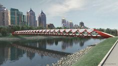 Calatrava's bridge.