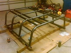 Expedition Bed Rack Build - 56k warning... - Page 3 - Tacoma World Forums
