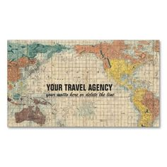 Vintage Anese Map Of The World Business Card Template This Great Design Is Available For Customization All Text Style Colors