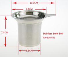 tea infuser , tea strainer ,