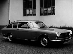 Fiat 2300 S Club Prototype (1962)