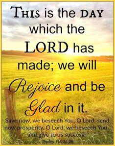 Favorite Bible Verses, Bible Verses Quotes, Encouragement Quotes, Bible Scriptures, Faith Quotes, Wisdom Quotes, Rejoice And Be Glad, God Jesus, Jesus Christ