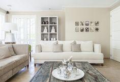 Interieurtransformatie moderne accenten: moderne villa dilbeek hoog