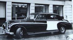 Sedanca De Ville by James Young (chassis 5VE1, design PV22SDM)