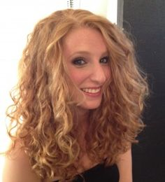 Hair Permed By Karine Jackson Using The Extra Long And Wide Curlformers To Create A Natural