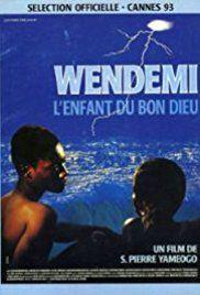 Wendemi, l'enfant du bon Dieu Poster