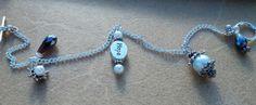 Garnet Bracelet Pearl Hope Bracelet Garnet January Birthstone Gift for Mom Garnet Bracelet, Pearl Bracelet, Beaded Bracelets, Skull Jewelry, Copper Jewelry, Great Christmas Gifts, Silver Pearls, Custom Jewelry, Jewelry Shop