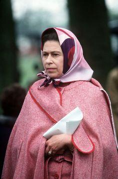 theprincessespalace:  Queen Elizabeth II