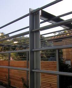 Pergola Rankhilfen Mit Sichtschutz 02   Garten   Pinterest   Pergolas Pergola Gartentor Sichtschutz Gemutlichkeit