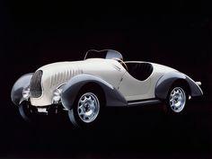 1937 Siata 750 Gran Sport