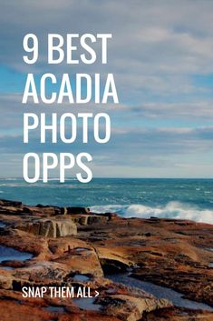 Die 9 besten Foto-Opps im Acadia National Park - auch: www. Acadia National Park Hiking, Arcadia National Park, Plitvice Lakes National Park, National Parks Usa, Grand Teton National Park, East Coast Travel, East Coast Road Trip, Maine Road Trip, Road Trips