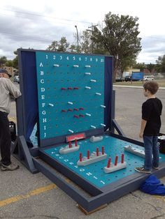 Image result for lifesize battleship