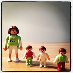Digital natives. #playmobil  Photo by jeanetbathoorn