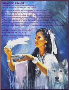 native american woman and wolf photo: woman plus wolf Native_American_Woman_Smudging. Native American Women, Native American Indians, Cherokee Indians, Cherokee Nation, American Pride, American History, American Girl, Wiccan, Witchcraft