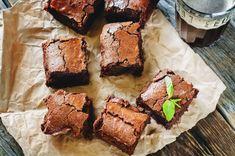 Brownie funcional (sem glúten) - Blog de Receitas, Gastronomia e Bem Estar| Papo Gula