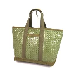 1f041c30306c eBay  Sponsored ISSEY MIYAKE Tote Bag BAOBAO ON THE GO LTD Khaki Leather  Mens FS Excellent  0849