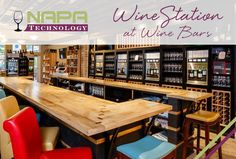 There is no more discerning consumer than the winemaker themselves. So it's no surprise the WineStation is the first choice from wineries nationwide to preserve and serve wines just as they had intended.  The WineStation's proprietary AccuServe Blending technology can also support customers personalized blends by the bottle or case.