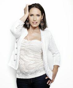 MAKE U OVER MAKEUP BLOG: Actriz Fernanda Serrano por Carlos Ramos Makeup: Make U Over Makeup