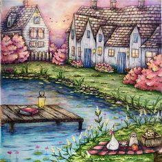 Romantic Country