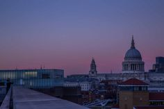 Sunset over St Paul's | by thefascinatingeveryday