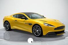 Luxuoso Aston Martin Vanquish