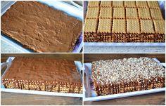 mod de preparare tort de biscuiti7 cu ciocolata 1