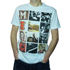Merc London #Mens Jacob Printed #TShirt