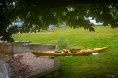 Kayak by Ole Morten Eyra