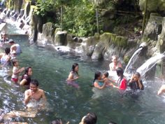 Jawa Tengah, Pemandian Guci Tegal: Guci Indah Tegal Tempat Wisata Keluarga