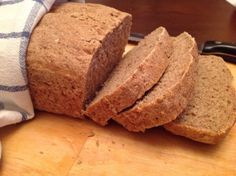 Homemade Whole Wheat Bread – Tülayca Yemek - Essen Pudding Desserts, No Bake Desserts, Banana Pudding, Banana Bread, Whole Wheat Bread, Healthy Beauty, How To Make Bread, Diet And Nutrition, Bread Recipes