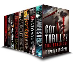 Got Thrills A Boxed Set A McCray Collection ($0.99)
