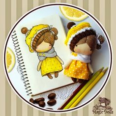magicdolls: Ma Petite Poupee -Lemon CupCake