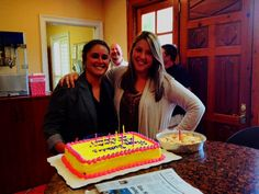 Happy Birthday Allie and Kirsten!   #tba