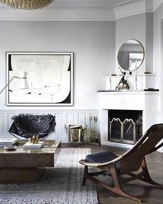 Friday design crush via @elledecorationse ❥ // #lumiraloves #interiorstyling #interiors #design