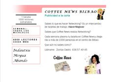 Networking y Coffee News Bilbao