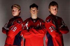 Washington Capitals: Nicklas Backstrom, Mike Green, Alexander Semin