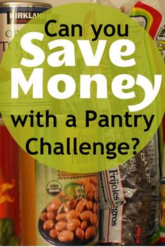 Can You Save Money with a Pantry Challenge? Can you save money with a Pantry Challenge? And not just on your grocery savings this month. A Pantry Challenge can help you save money for months to come. Homemade Hamburger Buns, Homemade Hamburgers, Great Recipes, Favorite Recipes, Easy Weekday Meals, Eggroll In A Bowl, Good Food, Yummy Food, Food Hacks