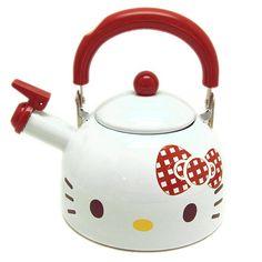 hello kitty teapot