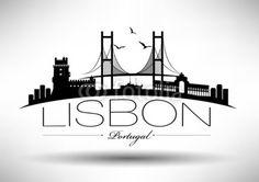 Lisbon City Diseño de la tipografía