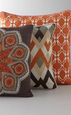 Global Bazaar Pillows
