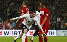 16 Oct. Three Lions through to 2014 World Cup Finals in Rio