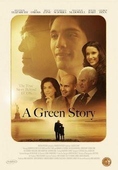 Yesil Bir Hikaye - A Green Story - 2013 - WEBRip Film Afis Movie Poster