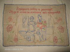 Vintage World Maps, Folk, Needlepoint, Embroidery, Popular, Forks, Folk Music