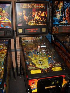 pinball machines for Game Room