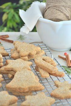 pumpkin coconut sugar cookies